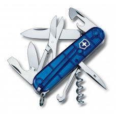 Nož Victorinox Climber Transparent Blue