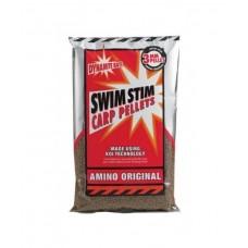 Pelete Dynamite Baits Swim Stim Amino Original Pellets 3mm 900g