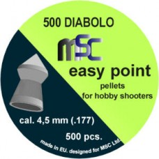 Diabolo MSC - 4.5 Špic Easy Point hobby 500kom