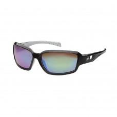 Sunčane naočale Scierra STREET WEAR SUNGLASSES MIRROR Brown/Green