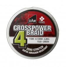 Upredenica Dam CROSSPOWER 4-BRAID 150m