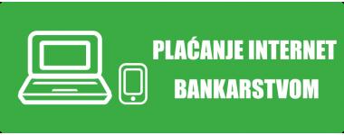 Plaćanje internet bankarstvom