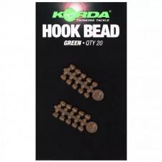 Stoper Korda Hook Bead Green