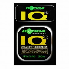 Fluorocarbon Korda IQ Extra Soft Hooklink