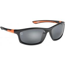 Sunčane naočale Fox Black/Orange