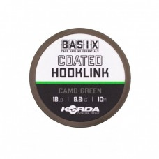 Korda Basix Coated Hooklink 10m