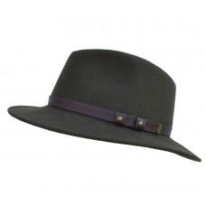 Lovački šešir Lodenhut s kožnom trakom