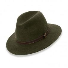 Lovački šešir Lodenhut s kožnom trakom - Srnjak