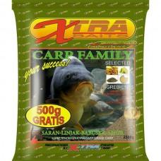 Hrana XTRA CARP FAMILY 2,5KG CLASSIC