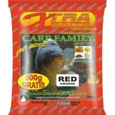 Hrana XTRA CARP FAMILY 2,5KG RED