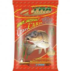 Hrana XTRA CRAZY CARP RED JAGODA